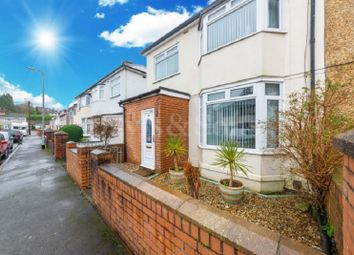 Thumbnail 3 bed semi-detached house for sale in Pant Road, Off Malpas Road, Newport.