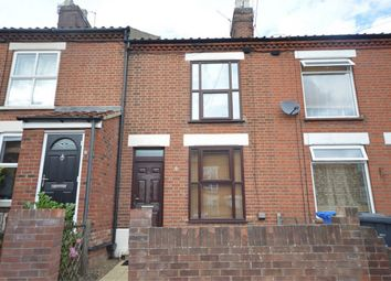 Thumbnail 3 bed terraced house for sale in Eade Road, Norwich, Norfolk