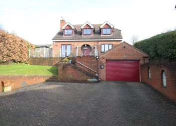 Thumbnail 4 bed detached house for sale in Havant Road, Horndean, Waterlooville