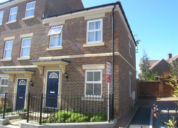 Thumbnail 2 bed property to rent in Dowland Close, Priory Vale, Swindon