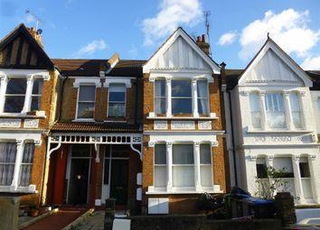 Thumbnail 3 bedroom flat to rent in Lushington Road, Kensal Rise, London