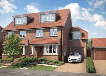 "Thumbnail 4 bed property for sale in ""The Tilehurst"" at Renfields, Haywards Heath"