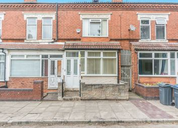 Thumbnail 4 bedroom terraced house for sale in Kitchener Road, Selly Oak, Birmingham
