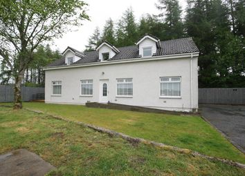 Thumbnail 3 bed detached house for sale in Loaninghead Lodge, Auchterarder, Auchterarder