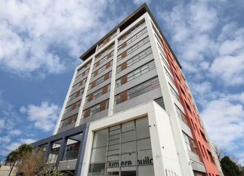 Thumbnail 1 bed flat for sale in The Lumiere Building, Romford Road, London