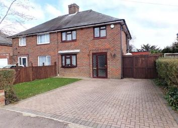 Thumbnail 3 bed semi-detached house for sale in Halsey Road, Kempston, Bedford, Bedfordshire