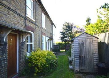Thumbnail 2 bed terraced house to rent in Church Road, Oare, Faversham