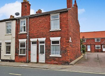 Thumbnail 2 bed end terrace house to rent in Flemingate, Beverley