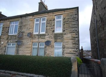 Thumbnail 1 bedroom flat for sale in Parkend Road, Saltcoats
