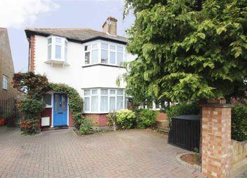 Thumbnail 3 bed flat for sale in Munster Road, Teddington
