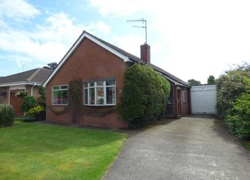 Thumbnail 3 bed bungalow for sale in Tatton Drive, Sandbach, Cheshire