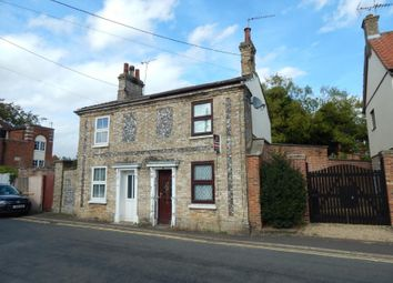 Thumbnail 2 bed semi-detached house for sale in 12 Whitsands Road, Swaffham, Norfolk