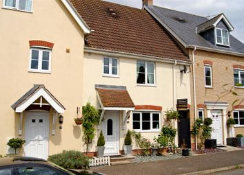 Thumbnail 3 bedroom terraced house for sale in Fordham Place, Ixworth, Bury St. Edmunds
