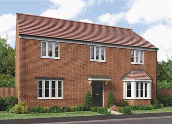 """Thumbnail 4 bed detached house for sale in """"Deddington"""" at Collins Drive, Bloxham, Banbury"""