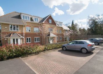 Thumbnail 2 bed flat for sale in Badgers Copse, Camberley