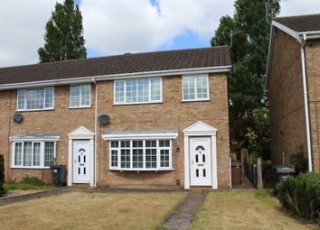 Thumbnail 3 bed end terrace house to rent in Glenbank Close, North Hykeham, Lincoln
