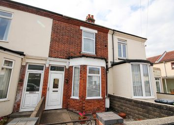 Thumbnail 2 bed terraced house for sale in Yarmouth Road, Caister-On-Sea, Great Yarmouth