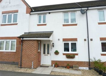 Thumbnail 3 bed terraced house for sale in Central Park, Lutterworth