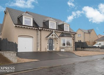Thumbnail 4 bedroom detached house for sale in Corsmanhill Avenue, Inverurie, Aberdeenshire