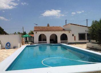 Thumbnail 5 bed villa for sale in Spain, Valencia, Alicante, Castalla