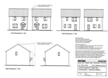 Thumbnail Land for sale in Y Ddol Fach, Penrhyncoch, Aberystwyth