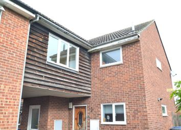 Thumbnail 2 bed maisonette for sale in Howe Way, Acton, Sudbury
