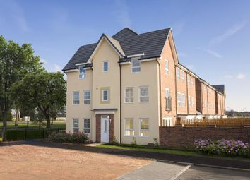 "Thumbnail 3 bed end terrace house for sale in ""Brentwood"" at Bawtry Road, Bessacarr, Doncaster"