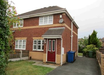 Thumbnail 2 bed semi-detached house to rent in Dunlin Grove, Leigh, Manchester, Greater Manchester