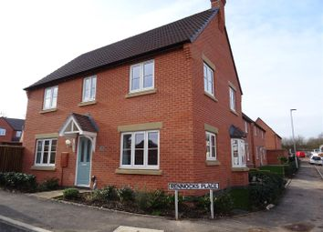Thumbnail 4 bed detached house for sale in Rennocks Place, Thringtone, Leicestershire