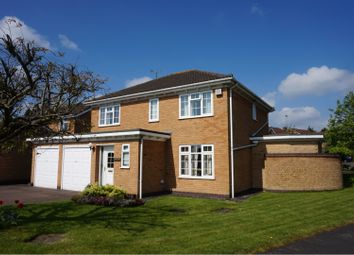 4 bed detached house for sale in Birdie Close, Kibworth LE8