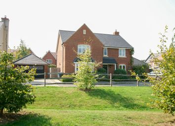 The Cobbs, Hartley Wintney, Hook RG27. 4 bed detached house