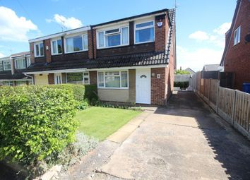 Thumbnail 3 bed semi-detached house for sale in Swale Drive, Chapeltown, Sheffield