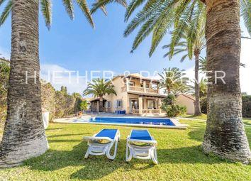 Thumbnail 4 bed detached house for sale in 07689, Calas De Mallorca, Spain