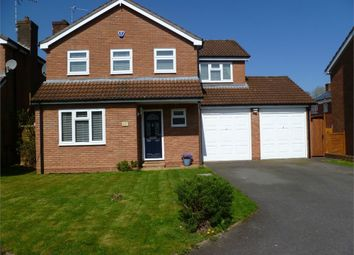 Thumbnail 4 bed detached house for sale in Kempsford Close, Oakenshaw South, Redditch