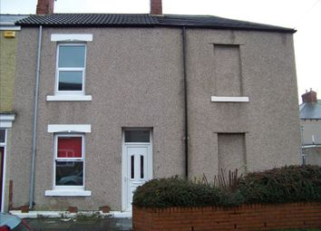 Thumbnail 2 bedroom terraced house to rent in Delaval Terrace, Blyth