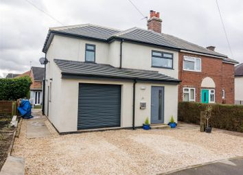 Thumbnail 3 bed semi-detached house for sale in Hawthorn Avenue, Yeadon, Leeds