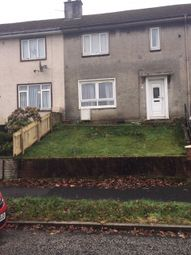 Thumbnail 3 bed terraced house for sale in Glenburn Crescent, Paisley, Renfrewshire