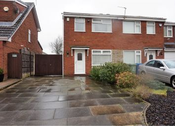 Thumbnail 2 bed semi-detached house for sale in Withington Drive, Manchester