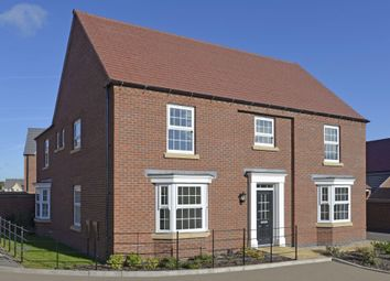 "Thumbnail 5 bedroom detached house for sale in ""Henley"" at Forest House Lane, Leicester Forest East, Leicester"