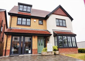 Thumbnail 5 bed detached house for sale in Ashdell Close, Thornton-Cleveleys
