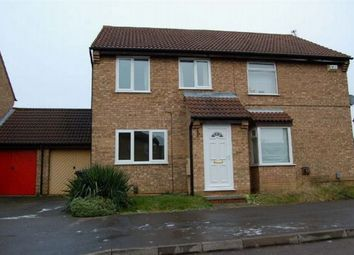 Thumbnail 3 bedroom semi-detached house to rent in Brashland Drive, East Hunsbury, Northampton