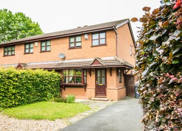 Thumbnail 3 bed semi-detached house to rent in Admiralty Close, Burscough, Ormskirk