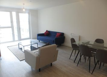 Thumbnail 3 bedroom flat to rent in Chamberlain Court, 15 Ironworks Way, Upton Park, London