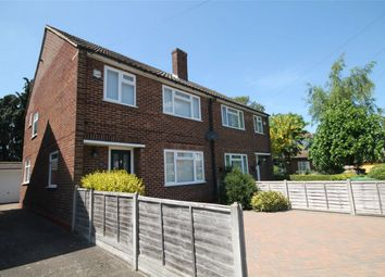 Thumbnail 3 bed semi-detached house for sale in Fairways, Ashford, Surrey