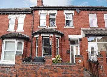 Thumbnail 3 bed terraced house for sale in Chaplin Road, Normacot, Stoke-On-Trent, Staffordshire