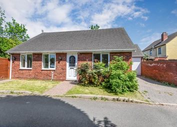 Thumbnail 2 bed bungalow for sale in Copper Beech Grove, Walsall Wood, Walsall