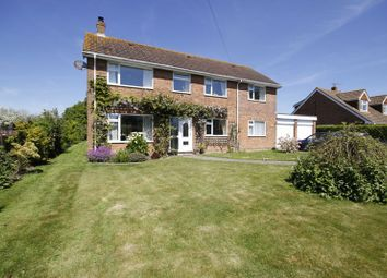 Thumbnail 4 bed detached house for sale in Middle Road, Tiptoe, Lymington