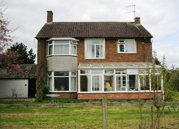 Thumbnail 4 bed detached house to rent in Pilgrims Lane, Newton, Rugby