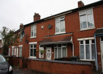 Thumbnail 3 bed terraced house for sale in Dunstall Road, Dunstall, Wolverhampton