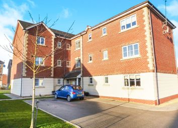Thumbnail 2 bed flat for sale in Lavender Flats, Meadowsweet Road, Hartlepool